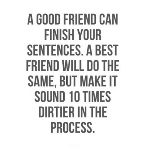 best friends and dating quotes