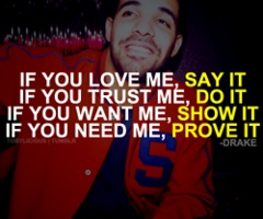 Celebrity Quotes/Lyrics : ...drake... - Quotes Daily ...