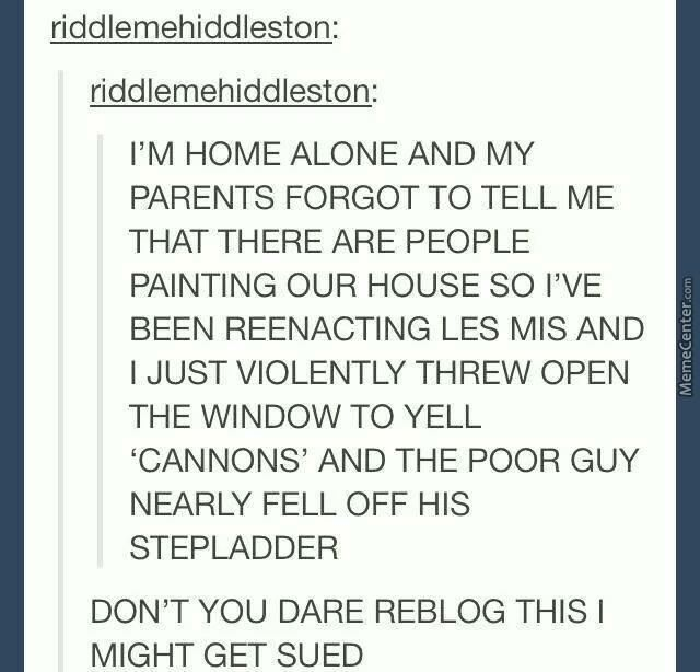 Best Funny Quotes Les Miserables Tumblr Funny Google Search