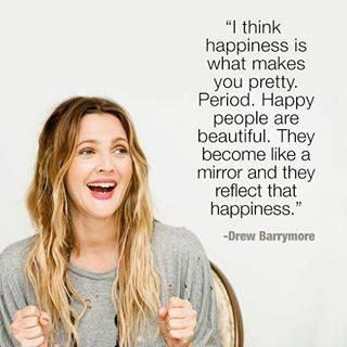 Celebrity Quotes : Be Happy - Food Faith Fitness - Quotes Daily