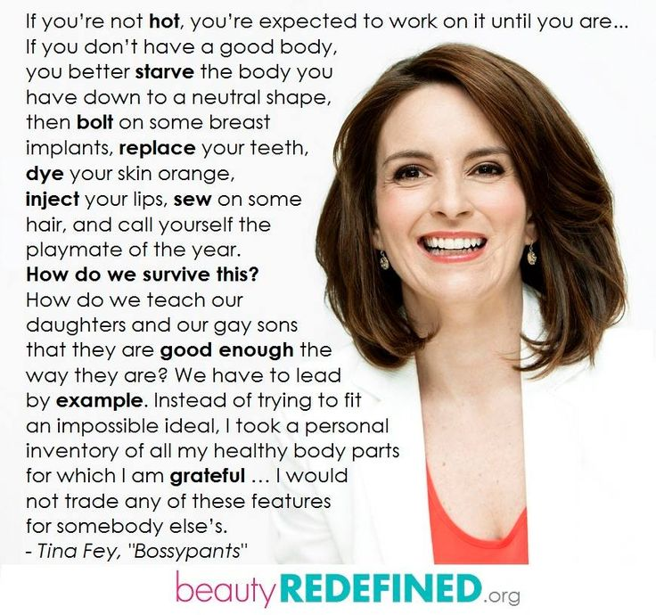 Feminist Celebrity & Quotes : tina fey quote about ...