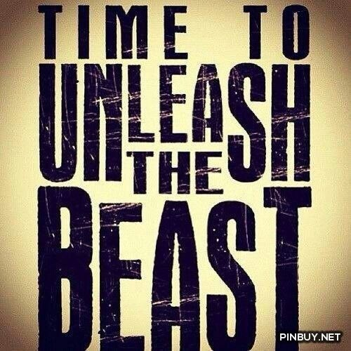 Funny Workout Quotes Beast Mode