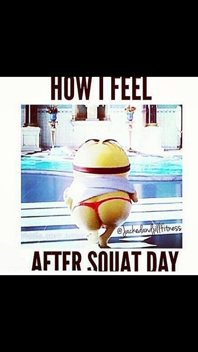 Funny Workout Quotes :Squats....minion gym humor... - Quotes ...
