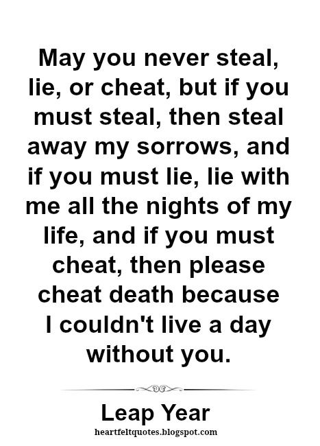 best romantic quotation