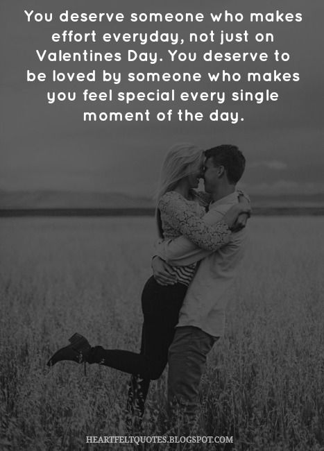 Love Quotes For Him For Her Love Quotes You Deserve Someone Who
