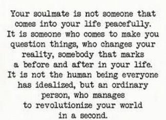 Love Quotes For Him & For Her :Soulmate Quotes