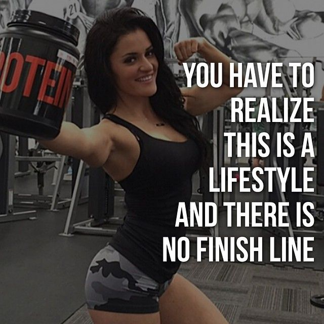 Motivational Fitness Quotes No Finish Line Squats Fitness