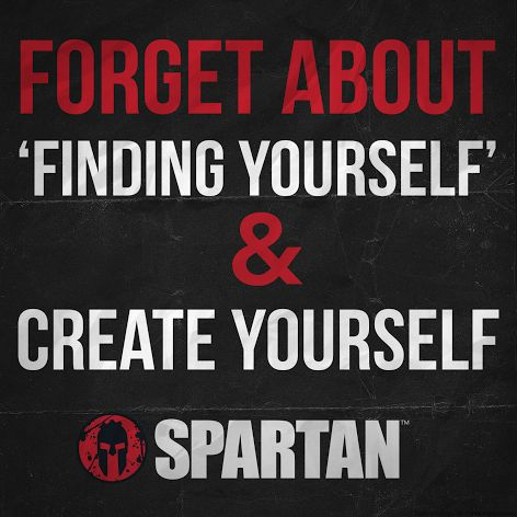 Spartan Race : You own who you are! #SpartanRace #Motivation