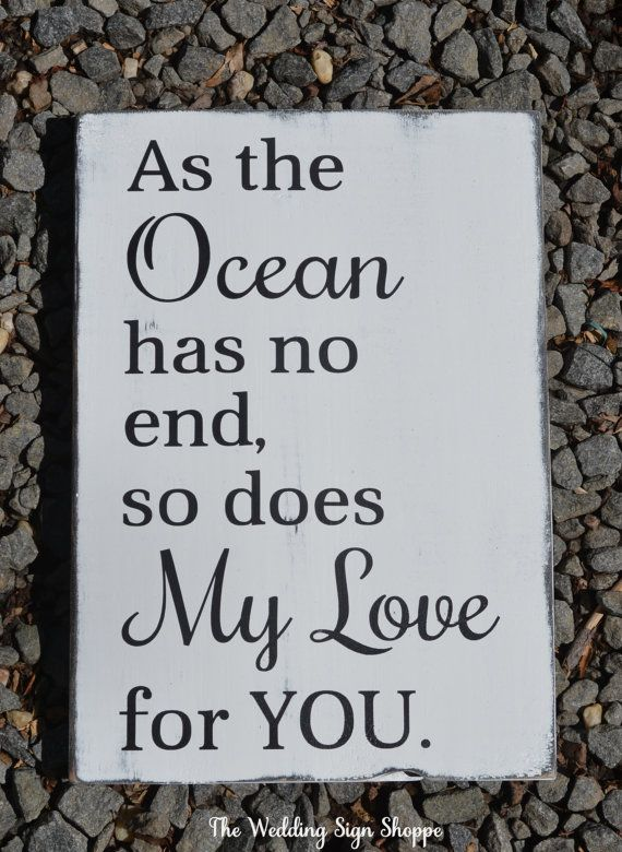 Quotes About Wedding & Love: Beach Wedding Sign Nautical ...
