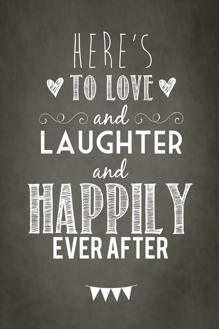 Quotes About Wedding & Love: Cute poster \
