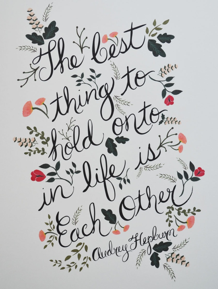 Quotes About Wedding & Love: The Best thing to hold onto in Life ...