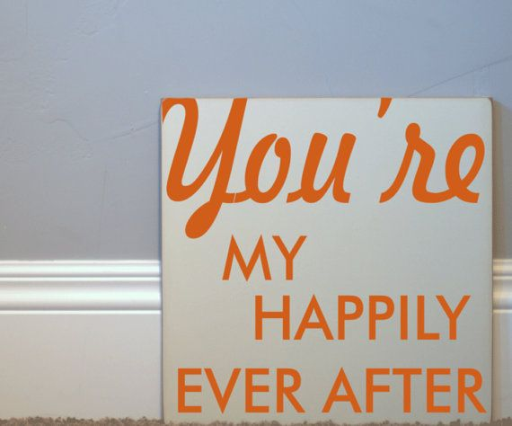 quotes about wedding love you are my happily ever after