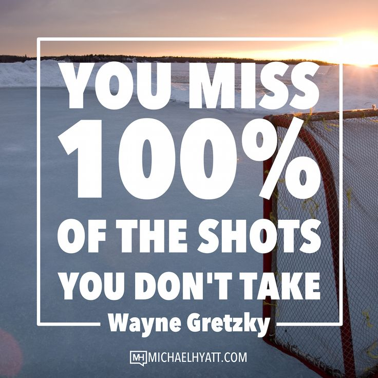 Wayne Gretzky Quotes | Quotes About Wisdom You Miss 100 Of The Shots You Don T Take