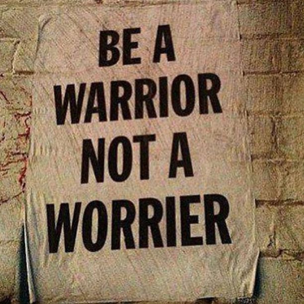 Motivational Fitness Quotes Be A Warrior Quotes Daily