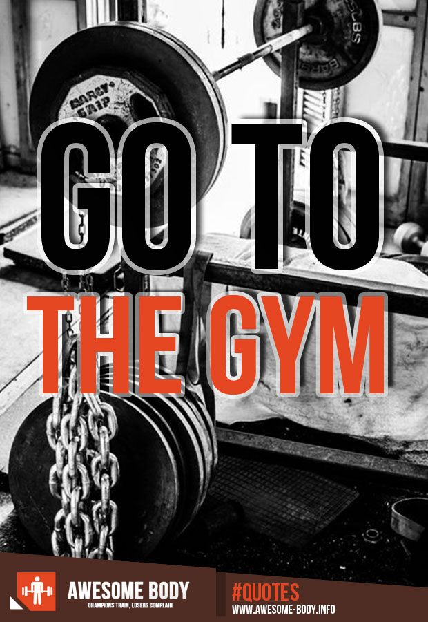 Go To Gym | Bodybuilding Motivational Quotes | Quotivationu2026