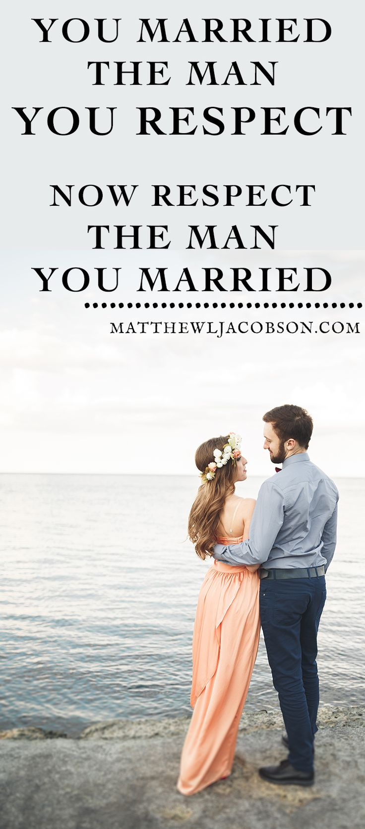 Quotes About Love You Married The Man You Respect Quotes