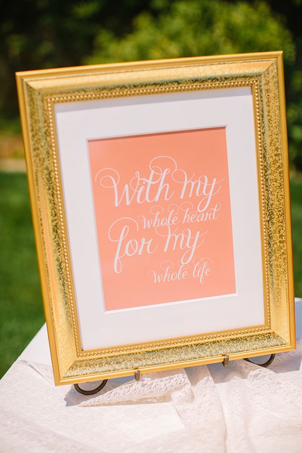Quotes About Wedding Love Gift Table Sign Ideas Weddingchicks