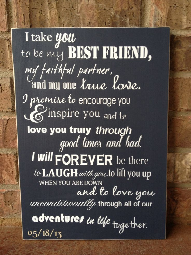 Quotes About Wedding Love Hang The Words To Your Vows In Your