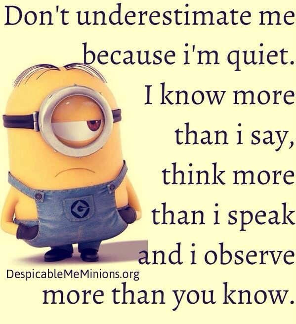 Quotes Of The Day U2013 Description. Best 45 Very Funny Minions Quotes