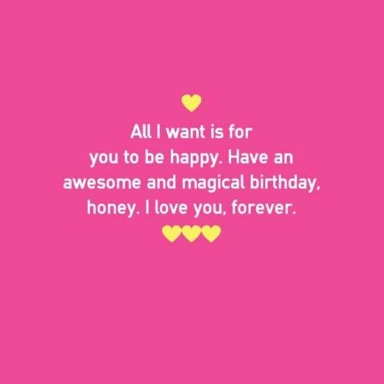 Love Quotes For Him & For Her :The 40 Romantic Birthday