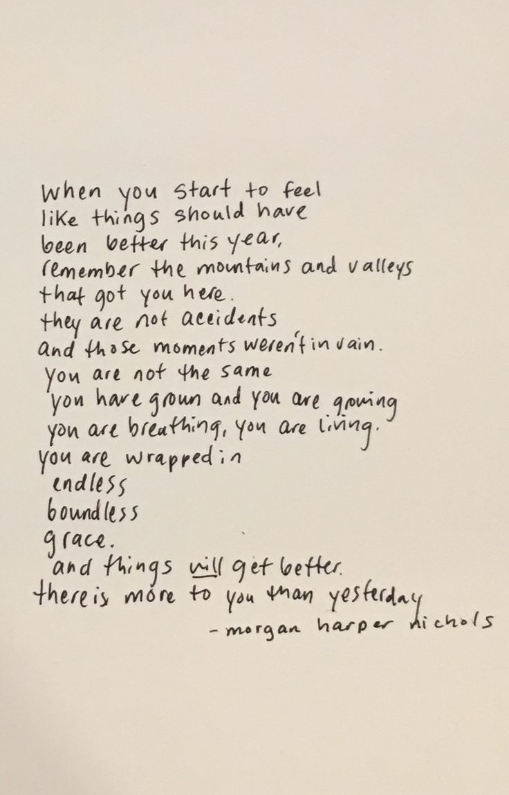 Quotes About Life :a Quote For A Year Ending, A New Year