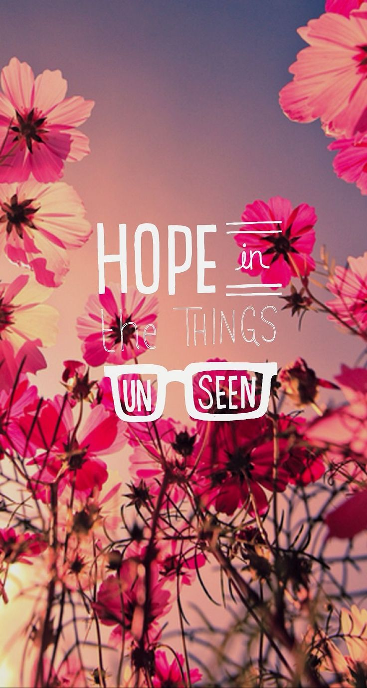 Hope U2013 Beautiful Typography IPhone Wallpapers Mobile9u2026