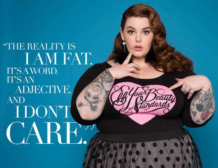 Inspirational Quotes About Strength :Meet Tess Holliday ...