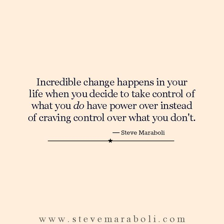 Motivational Quotes Incredible Change Happens In Your Life When You