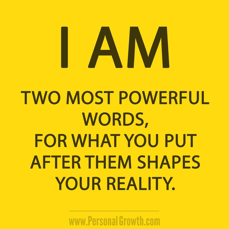 I Am Quotes   Quotes About Life Quotes Personalgrowth Quotes Daily