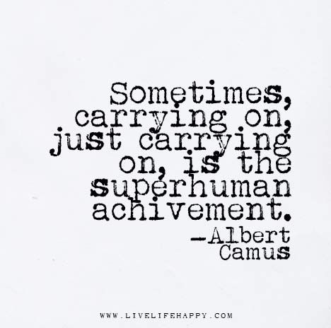 Image result for positive quotes on carrying on