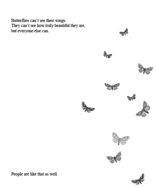 You Give Me Butterflies Quotes And Sayings 90513 Infobit