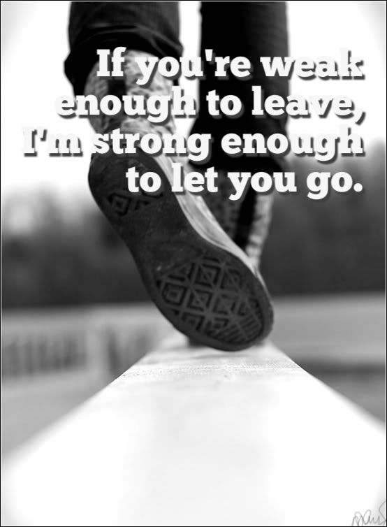 Inspirational Quotes About Strength Never Let Yourself Fall On Your