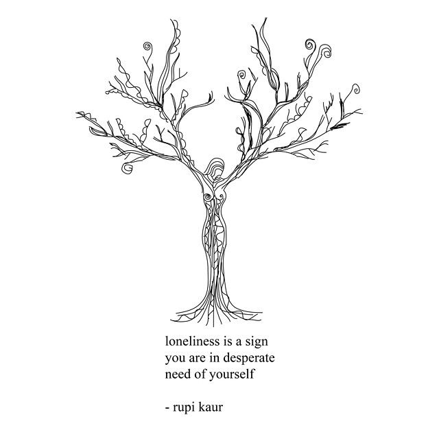Rupi Kaur Google Search Quotes Daily Leading Quotes