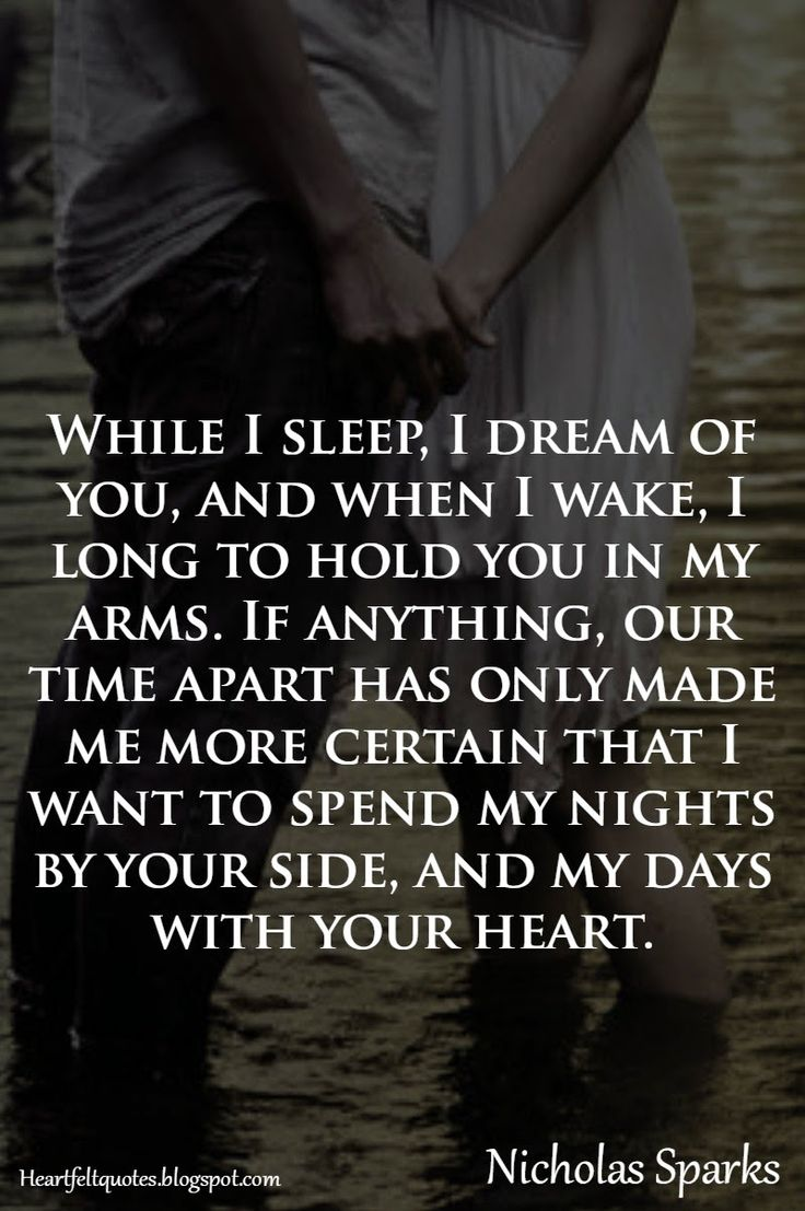 Romantic Love Quotes For Boyfriend Love Quotes For Him & For Her Nicholas Sparks Romantic Love