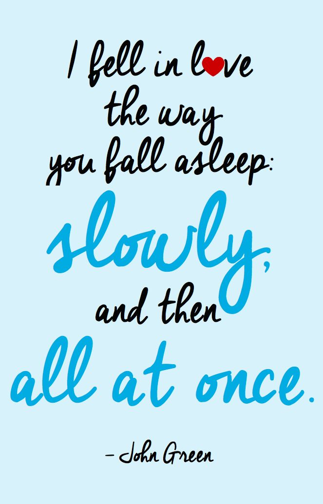 Love Quotes For Him & For Her :The Fault in Our Stars ...