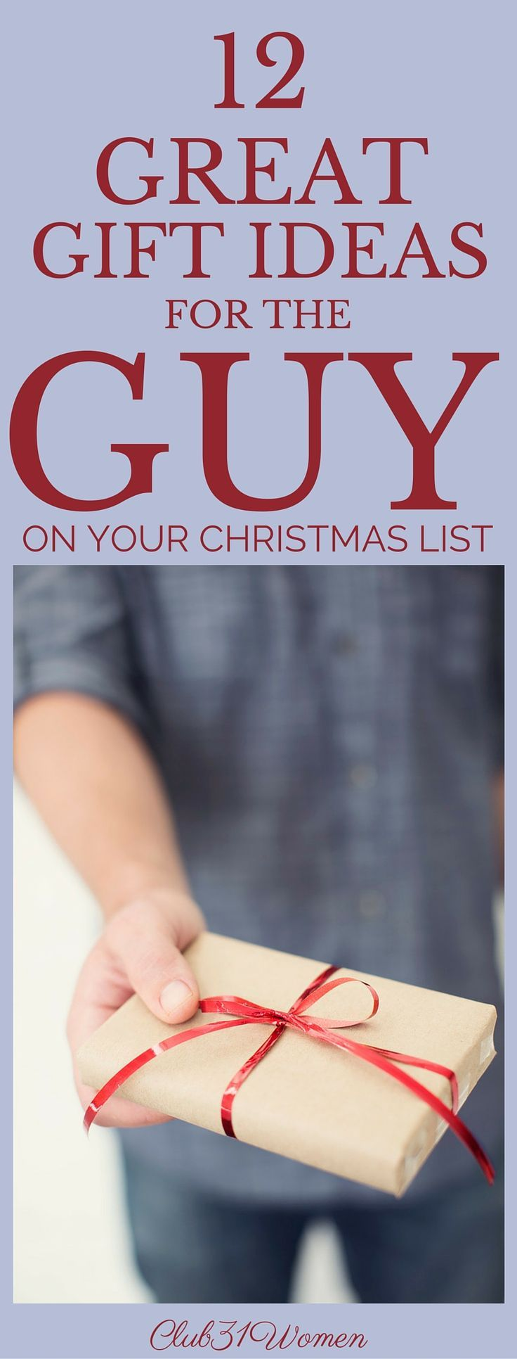 What to give a guy your dating for christmas