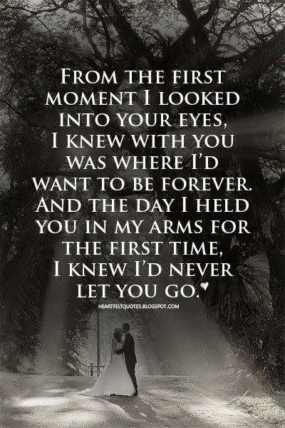 I Will Never Let You Go Quotes For Her Ataccs Kids