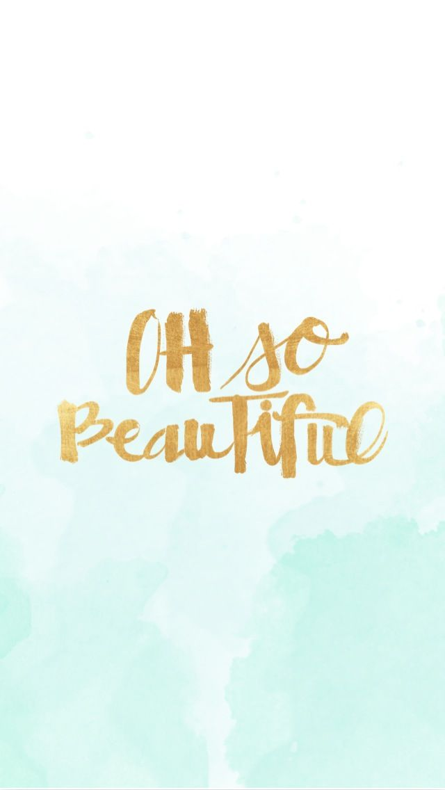 Inspirational And Motivational Quotes :Oh So Beautiful
