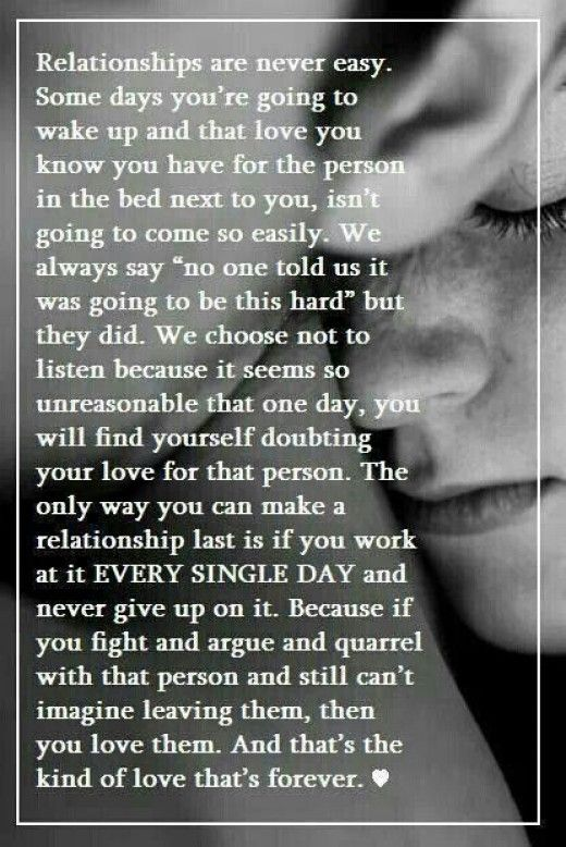 Love Quotes For Him For Her Anyone That Thinks Relationships Are