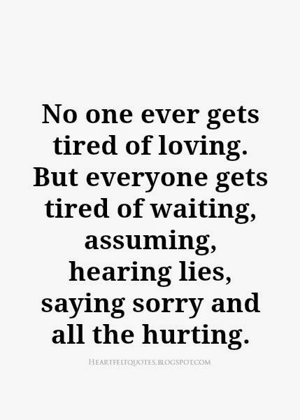 Love Quotes For Him & For Her :Heartfelt Quotes: No one ever