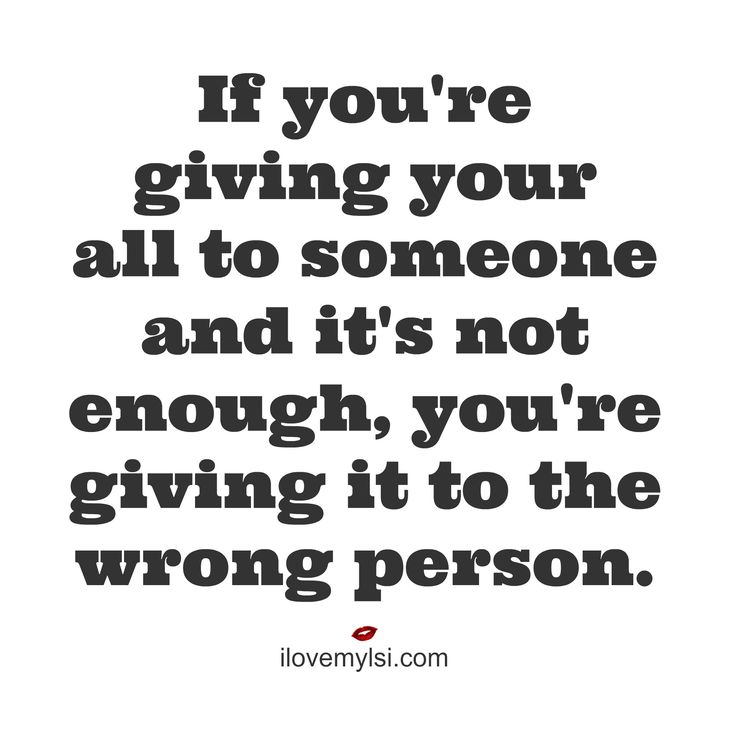 being with the wrong person quotes