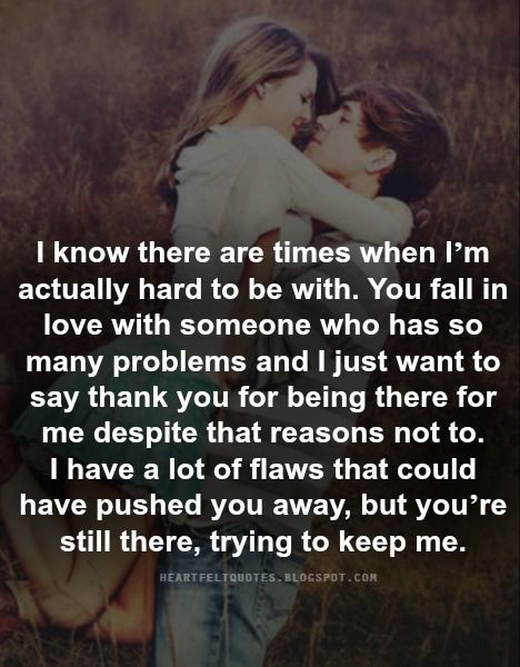 Love Quotes For Him For Her Love Quotes I Just Want To Say Thank