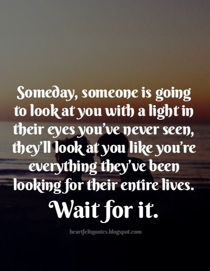 Love Quotes Someday