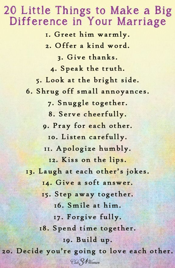 Quotes About Love FREE Printable 20 Little Things To Make A Big