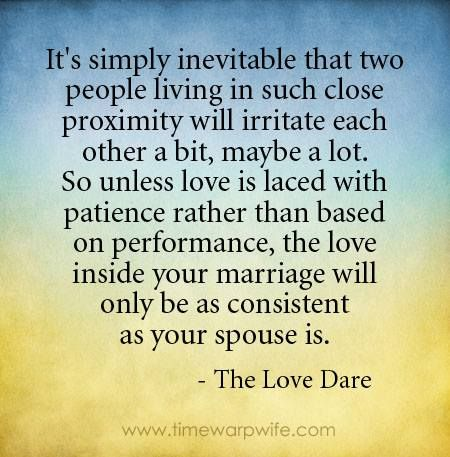 Quotes About Love Love Thats Laced With Patience Quotes Daily