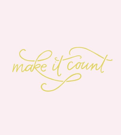 Priya On Twitter New Tattoo Dedicated To My Parents: Inspirational And Motivational Quotes :Make Each Day Count