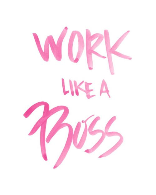 Inspirational Day Quotes: Inspirational And Motivational Quotes :Work It Girl