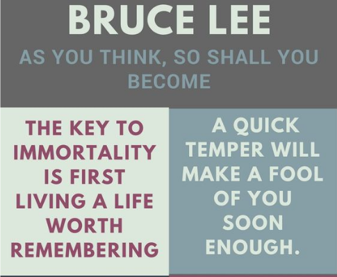 Love Quote Kungfutaichimasterbruce Lees Inspiring Png Quotes Daily