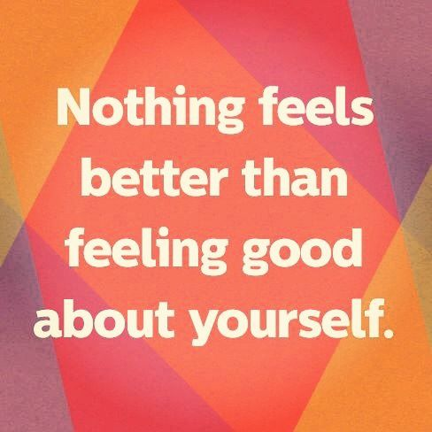how to feel good about yourself quotes