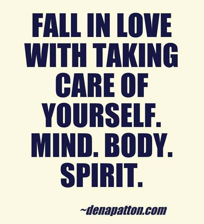 Motivational Fitness Quotes Take Care Of Yourself Quotes Daily